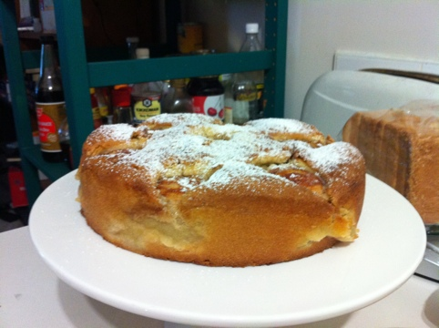 Donna Hay Apple And Cinnamon Tea Cake Recipe